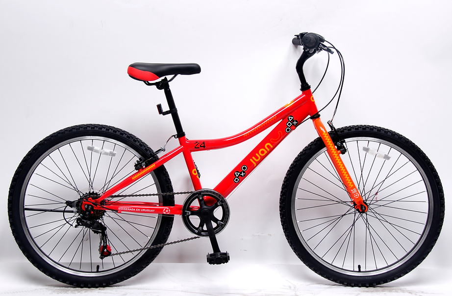 Bicijuan: Bicicletas en Uruguay   de niños