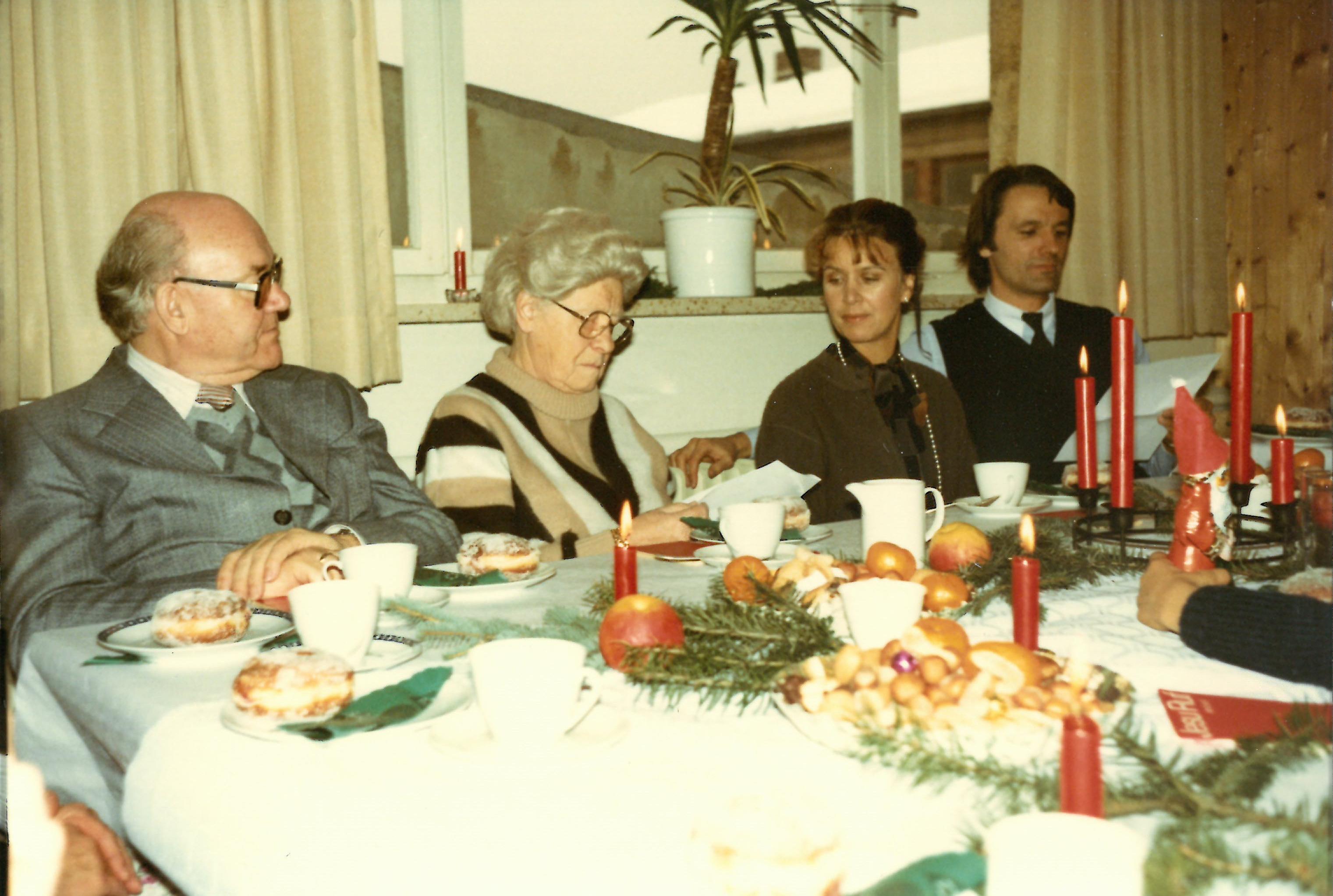 Ehepaar Hermann und Anna Schulte