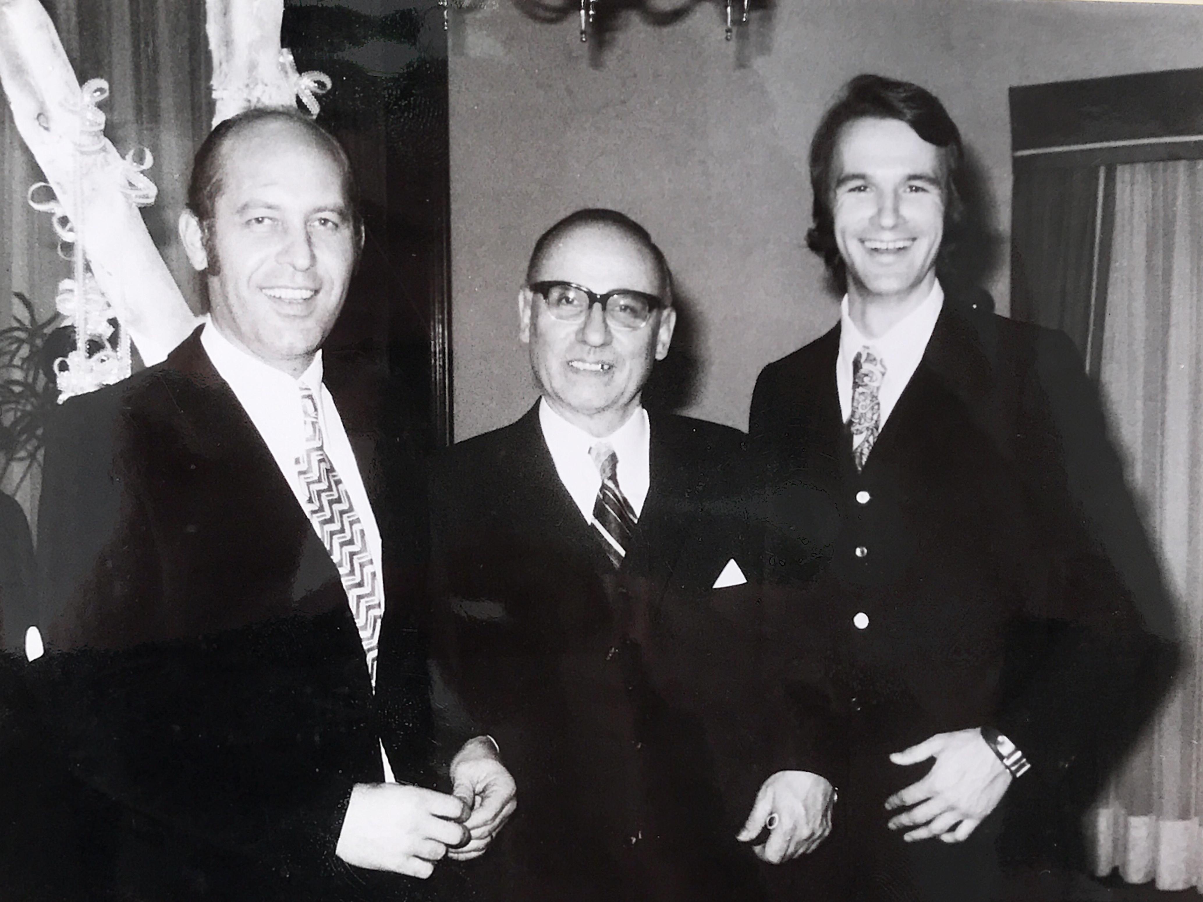 GF Peters, Dr. Trabert und Klaus