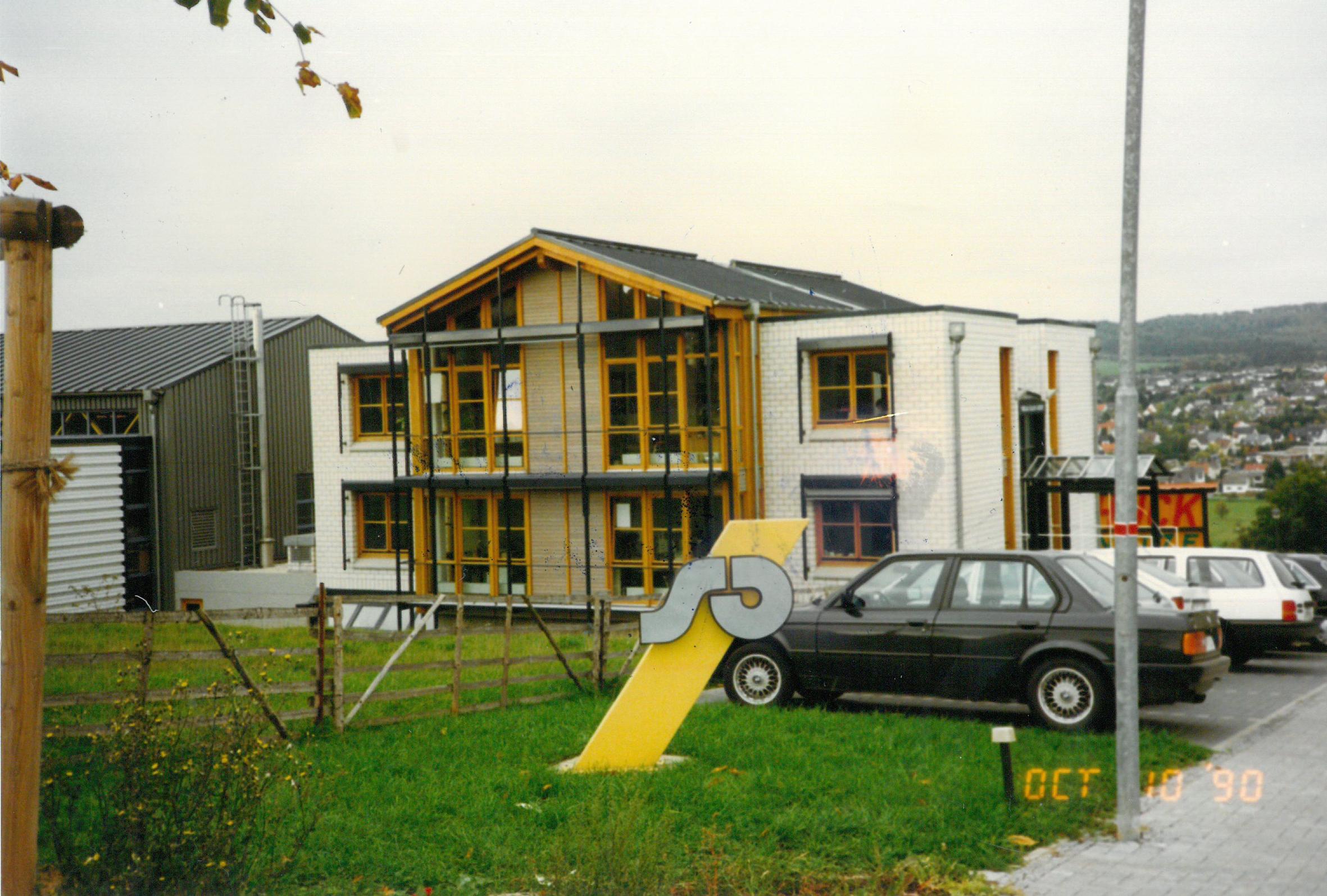 Verlag auf der Wiese 1988