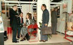 Buchmesse ca. 1984