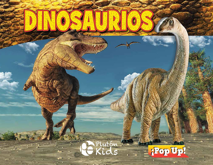 Dinosaurios - pop up