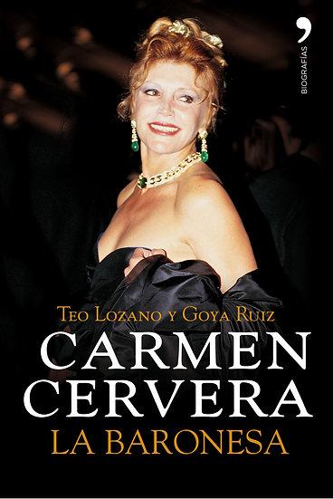 Carmen Cervera - la baronesa