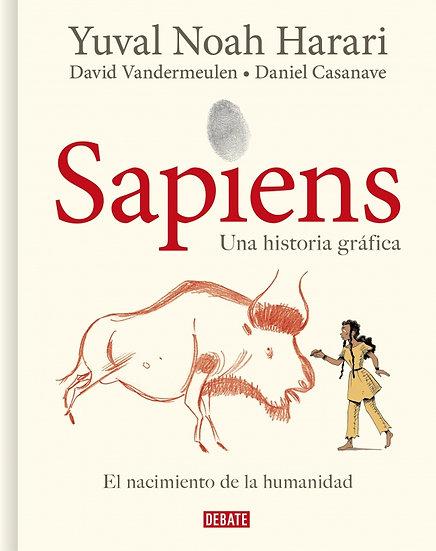 Sapiens novela gráfica - Yuval Harari