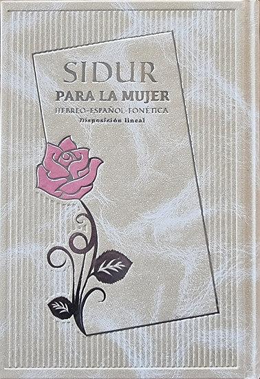 Sidur para la mujer - Hebreo / español -fonética