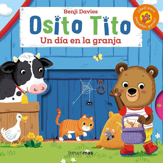 Osito Tito - Un día en la granja