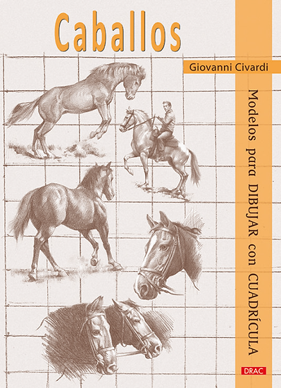 Cómo dibujar caballos - Dibujo