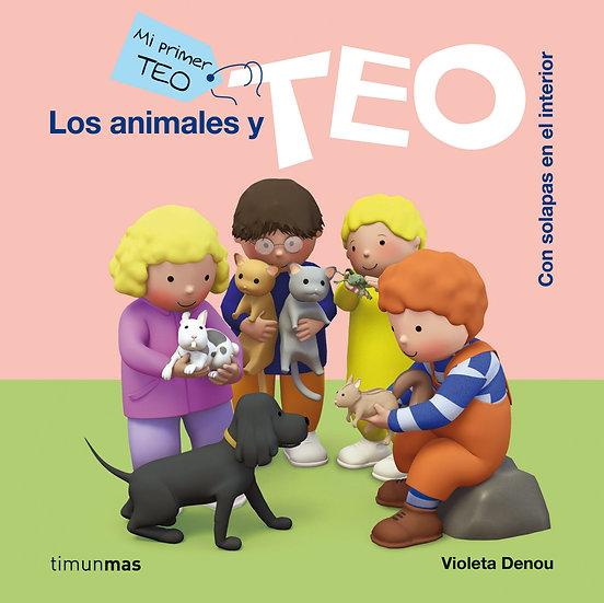 Los animales y Teo - Mi primer Teo