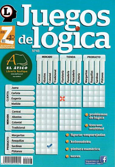 Juegos de lógica - Pasatiempos