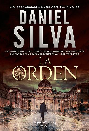 La orden - Daniel Silva