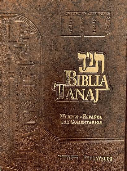 TANAJ - BIBLIA HEBREA - Hebreo/español-fonética