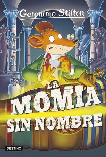 La momia sin nombre - Gerónimo Stilton