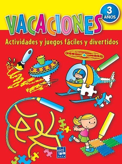Vacaciones - Actividades y juegos
