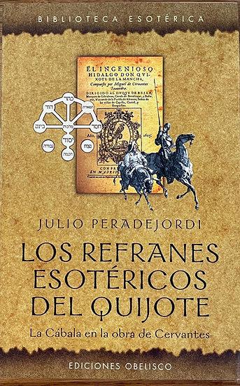 Refranes esotéricos del Quijote - Peradejordi