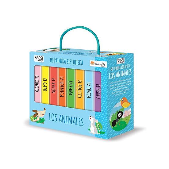Los animales - Mi primera biblioteca