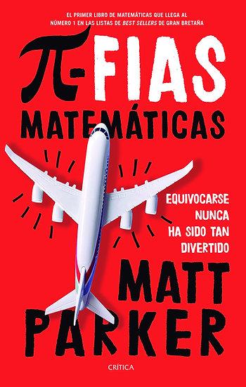 Pifias matemáticas - Matt Parker