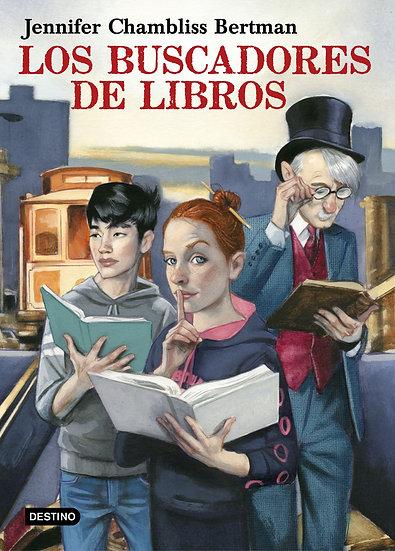 Los buscadores de libros - J. Chambliss Bertman