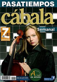 Pasatiempo Cabala Semanal 2041.jpeg