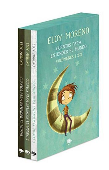 Cuentos para entender el mundo - PACK - Eloy Moreno
