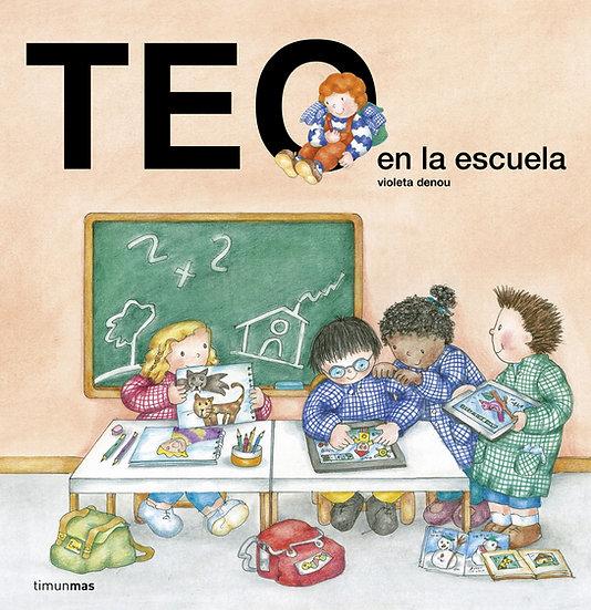 Teo en la escuela - Teo