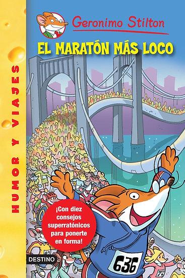 El maratón más loco - Gerónimo Stilton