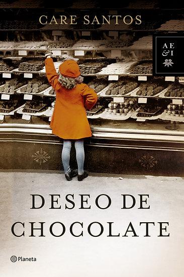 Deseo de chocolate  - Care Santos