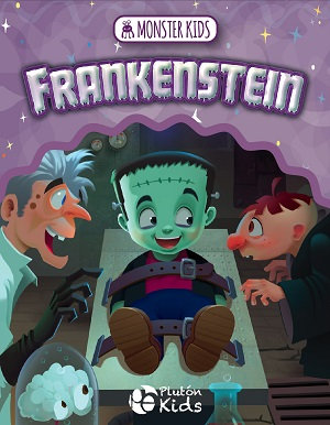 Frankenstein para niños - Monster kids