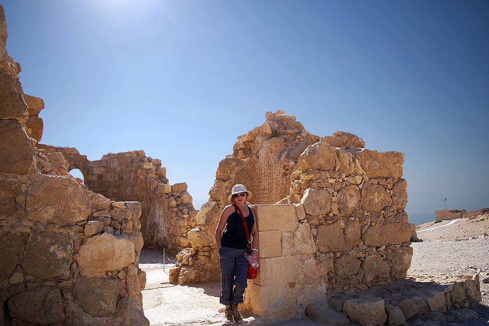 Visita a Masada