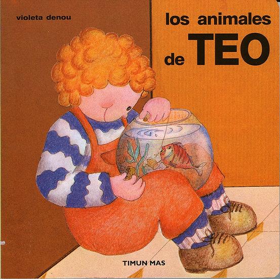 Los animales - Teo