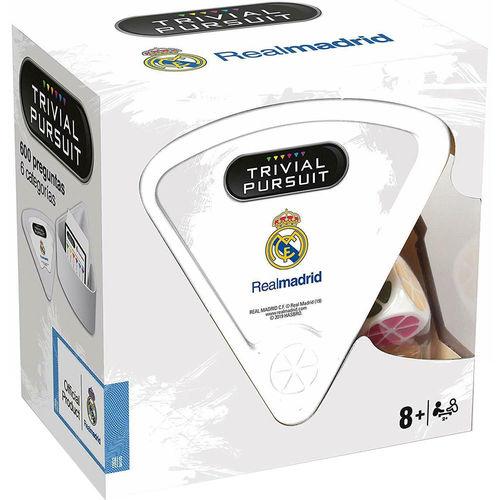Juego trivia pursuit / Real Madrid