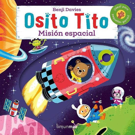 Misión espacial - Osito Tito
