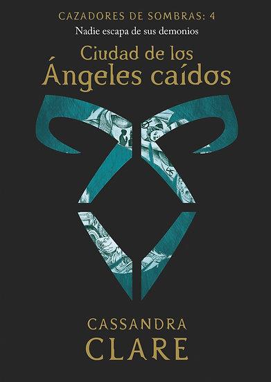Cazadores de ángeles perdidos (4) - Cassandra Clare