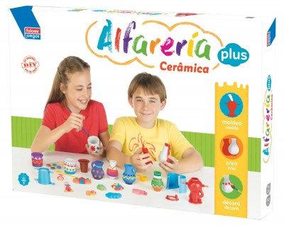 Alfarería cerámica  PLUS - juego