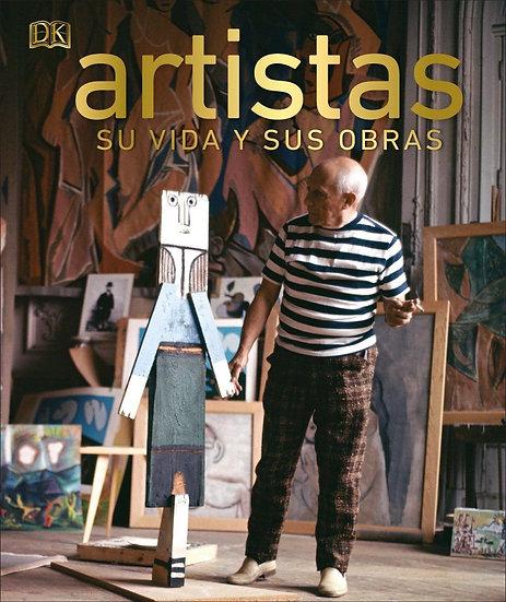 Artistas - su vida y sus obras