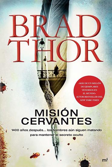 Misión Cervantes - Brad Thor