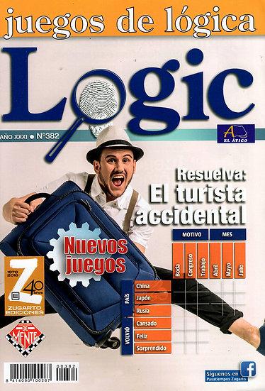 Pasatiempos - Juegos de lógica - logic