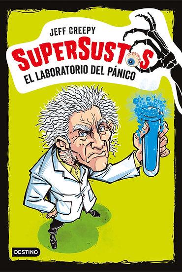 El laboratorio del pánico- Supersustos