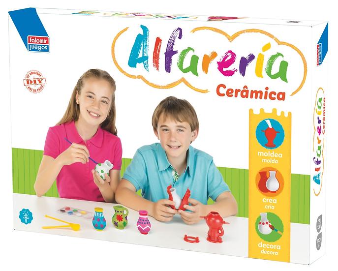 Alfarería cerámica - juego