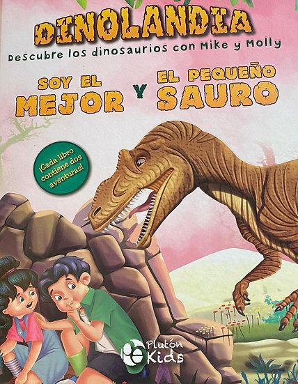 Dinolandia - Soy el mejor y el pequeño Sauro