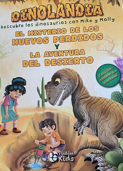 Dinolandia - El misterio y la aventura