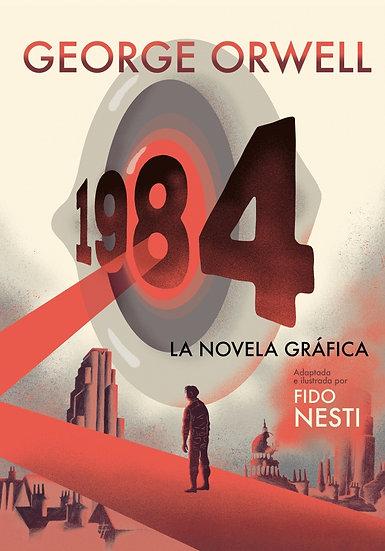 1984 novela gráfica - George Orwell