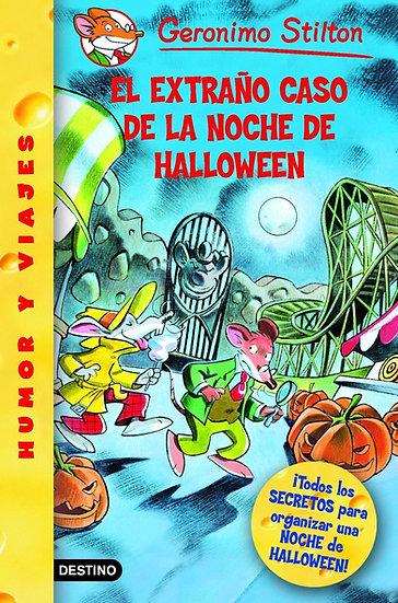El extraño caso de la noche de Halloween - Gerónimo Stilton