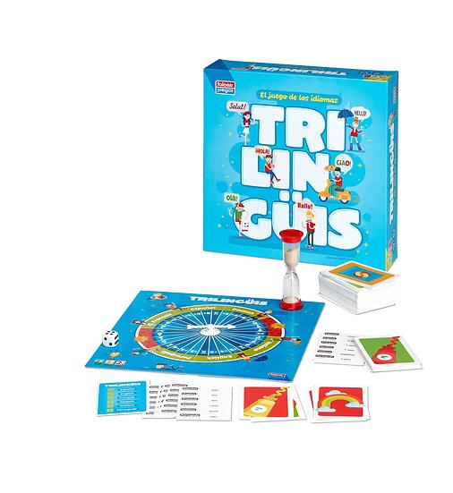 Trilingüis - juego