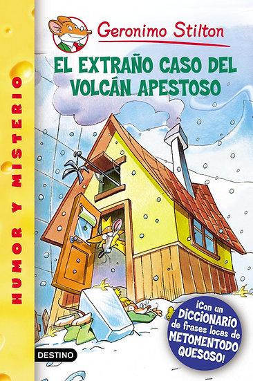El extraño caso del volcán apestoso- Gerónimo Stilton