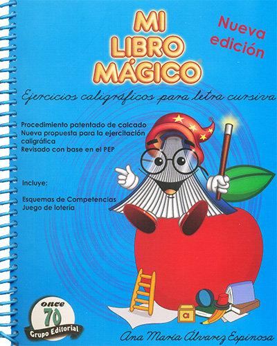 Ejercicios caligráficos cursiva - Mi libro mágico