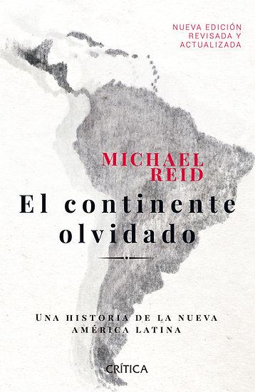 El continente olvidado - Michael Reid