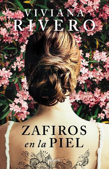 Zafiros en la piel - Viviana Rivero