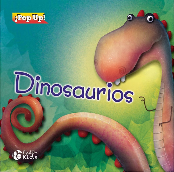 Dinosaurios - pop up