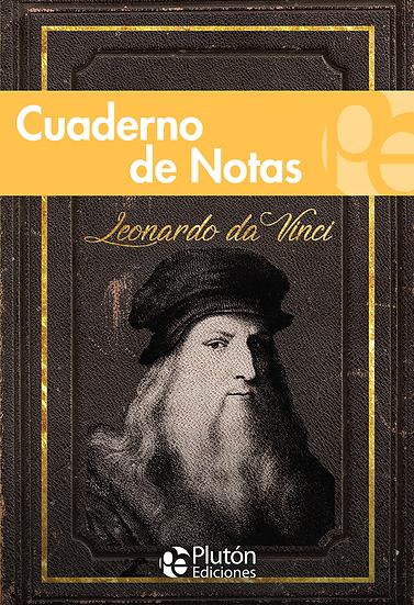 Cuaderno de notas - Da Vinci