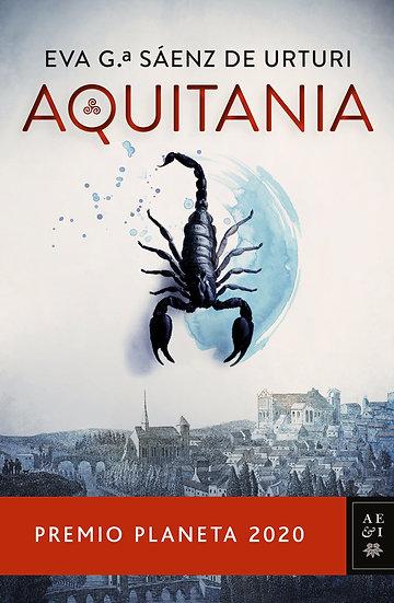 Aquitania - Eva García Sáez